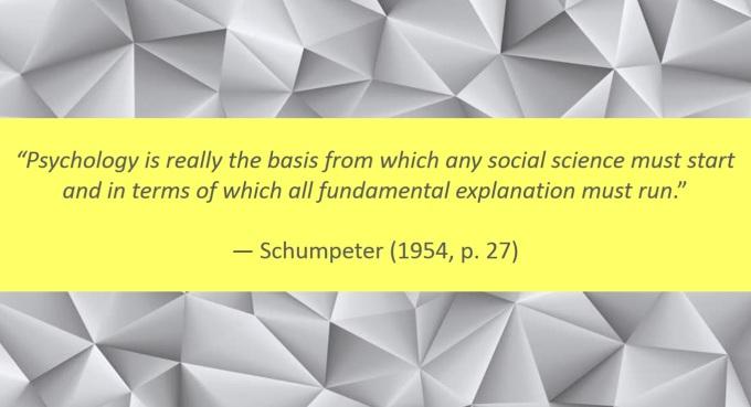 Schumpeter 1954